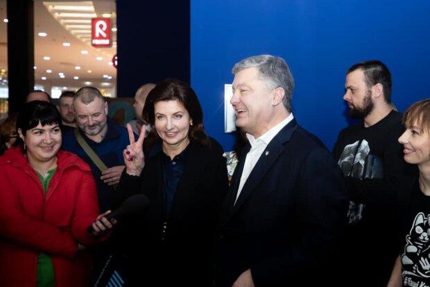 Марина Порошенко, фото facebook Порошенка