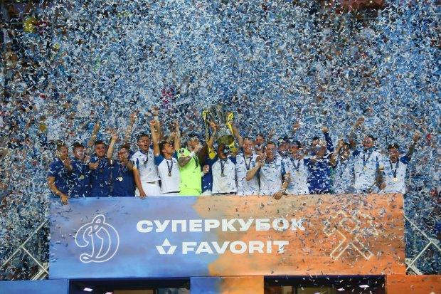 """Київське """"Динамо"""" виграло Суперкубок України"""