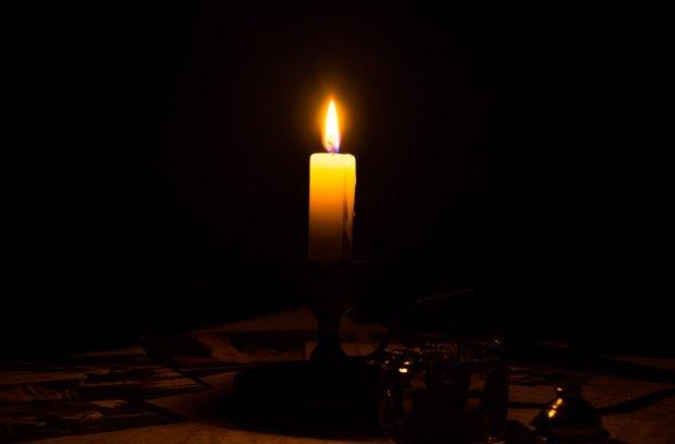Свічка скорботи