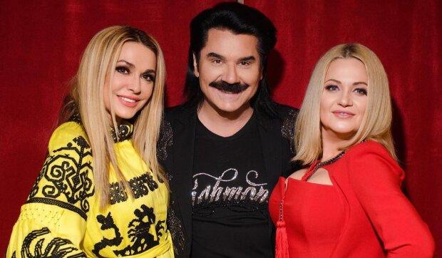 """Украинцы сравнили Павла Зиброва с Фредди Меркьюри из Queen: """"Усы это фарт"""""""
