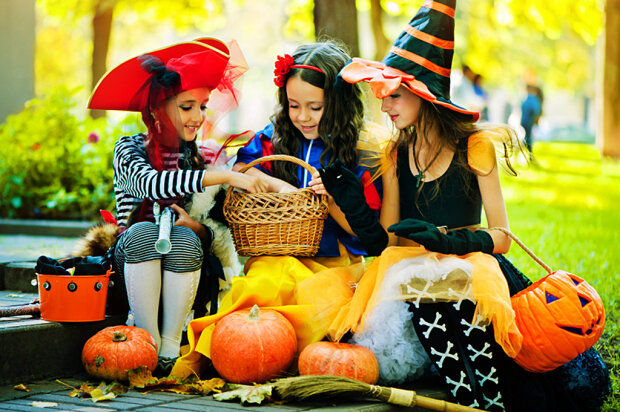 Хэллоуин: прикольные и серьезные смс-сообщения с праздником