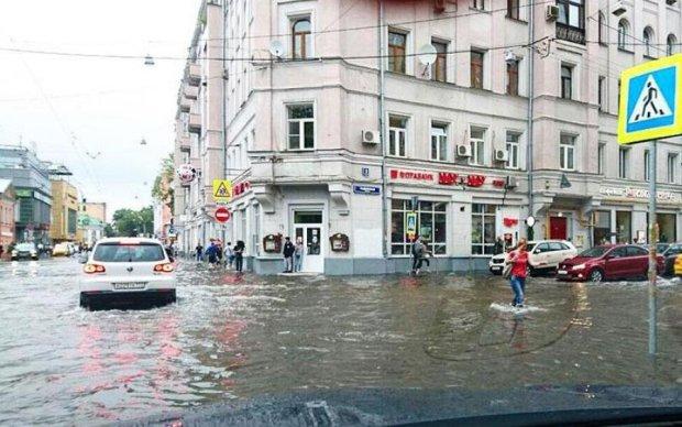 НП у Києві: центр столиці перетворився на Сайлент Хілл