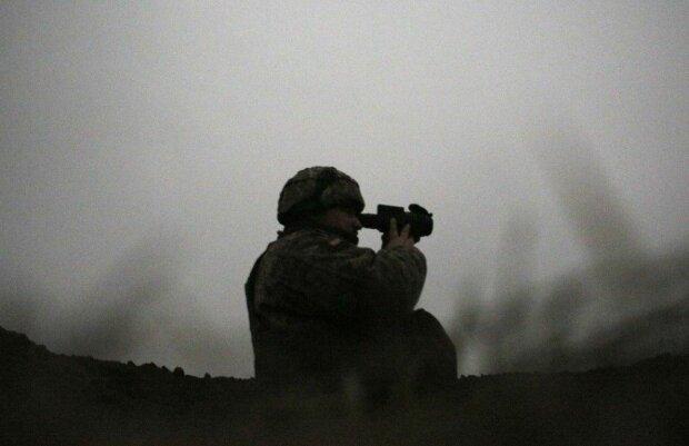 Воин ООС, фото: Unian