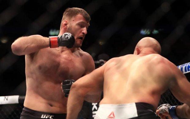 UFC 211: Міочіч нокаутував Дос Сантоса