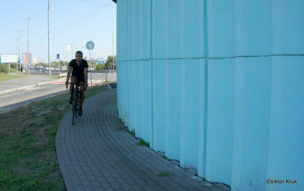 """Фото: """"Белый велосипед"""""""