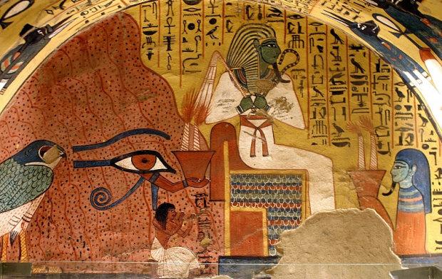 Дослідники познайомилися з найдавнішим офтальмологом великих фараонів