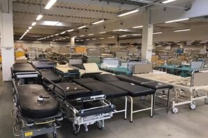 Гуманитарная помощь из Германии, фото с фейсбук
