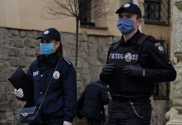 Правоохранители, фото: Нацполиция