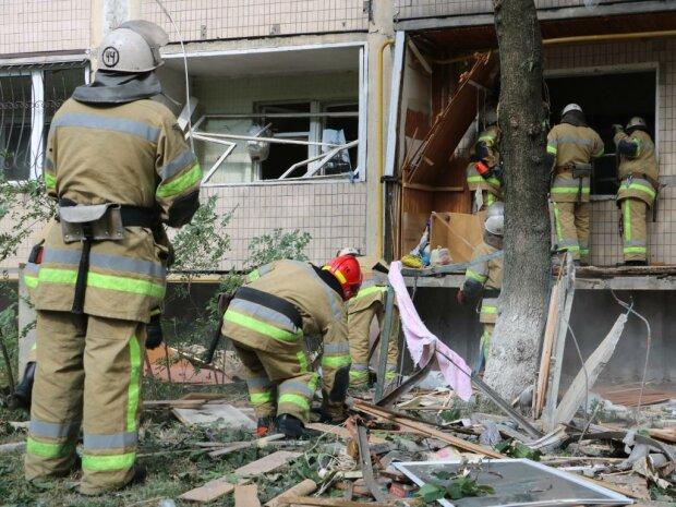 Спасайся, кто может: Киев ужаснул мощный взрыв, люди выпрыгивали из окон