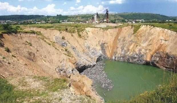 Американці облагородять закарпатський золотий рудник