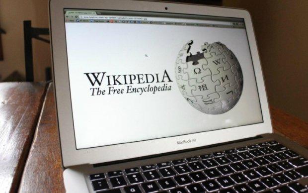 Самые cмешные правки популярных статей в Wikipedia
