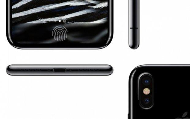 Выход iPhone 8 отложили до конца осени