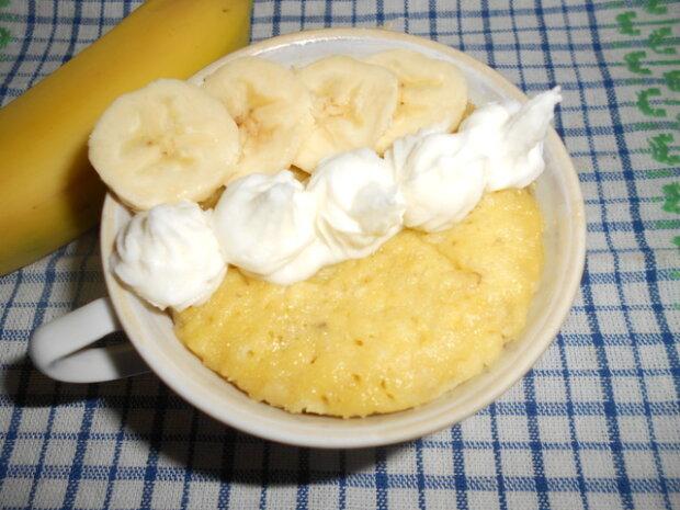 Банановий хліб, фото з відкритих джерел