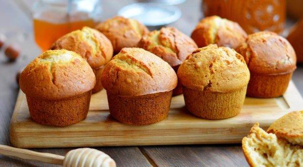 Ласуни, запам'ятовуйте: рецепт пісних медових кексів