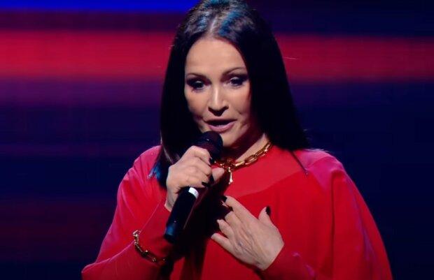 София Ротару, скриншот из видео