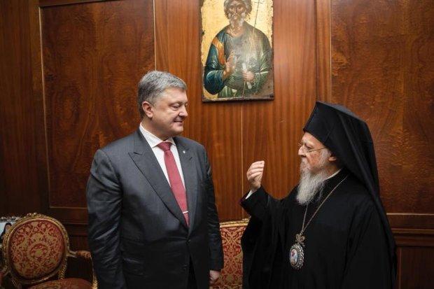 Порошенко объяснил стратегическое значение новой церкви в Украине: прощай, немытая