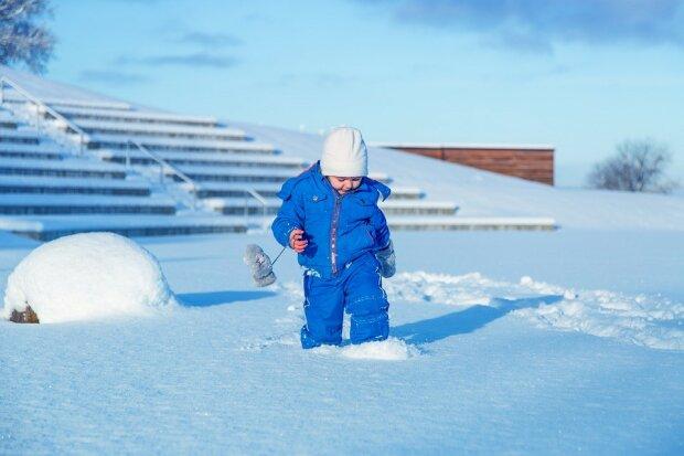 Зимние игры с детьми, фото: пресс-служба Web promo / Coral