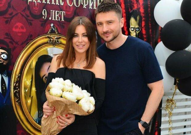 Ани Лорак и Лазарев, фото Instagram