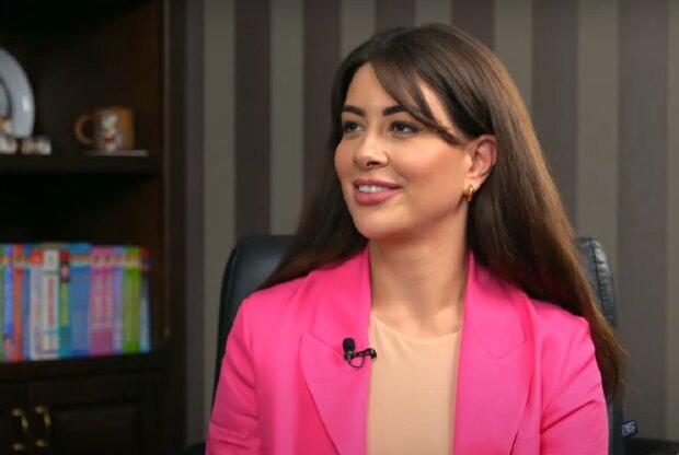 Раміна Есхакзай, кадр з відео: YouTube