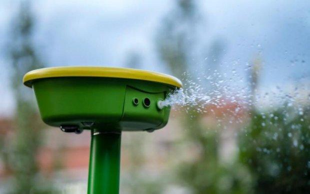 Робот-садівник готовий працювати опудалом