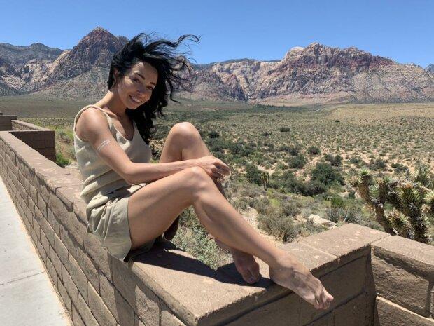 """Катерина Кухар поділилася найекстремальнішою історією своєї подорожі: """"Якби я не повернулася ..."""""""