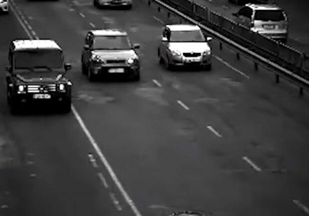 Порушення Дубинського, скріншот відео