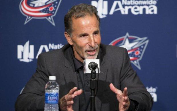 Тренер з НХЛ дав рекордно коротку прес-конференцію після розгромної поразки