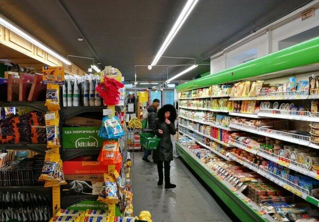 в супермаркеті, фото з вільних джерел
