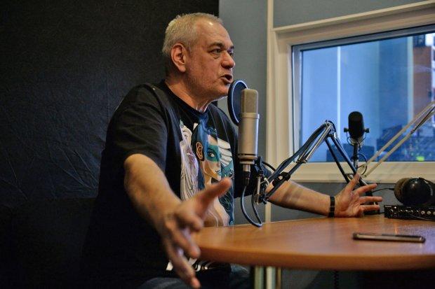 журналіст Сергій Доренко