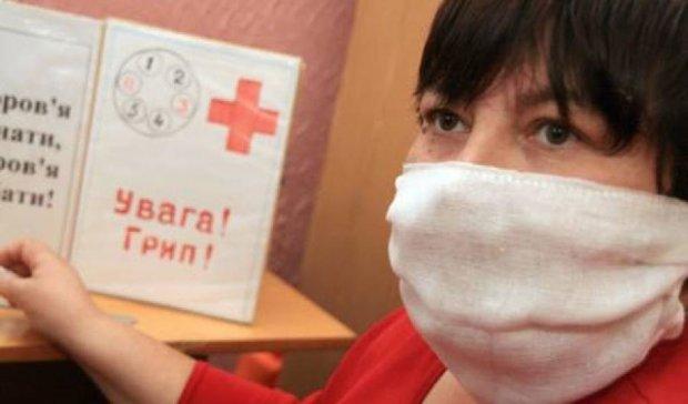 Від грипу у Краматорську вже померло 15 людей