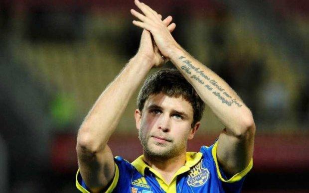 Украинский нападающий может продолжить карьеру в Турции