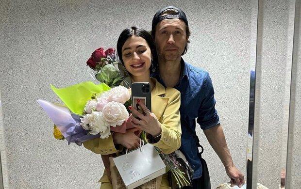 Сергій та Сніжана Бабкіни, фото з Instagram