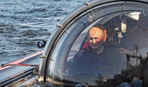 Путін та Медвєдєв планують зануритися на дно моря в Криму