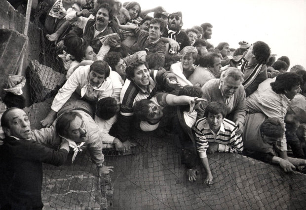 Трагедия на Национальном стадионе Лима