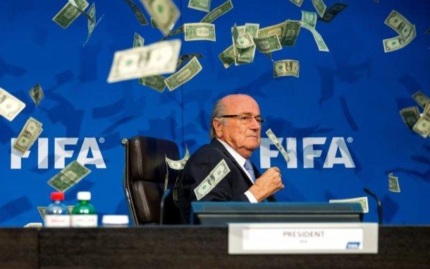 ФІФА приховала частину інформації по чемпіонатам світу в Росії та Катарі