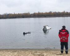 У Києві затонула яхта, Інформатор