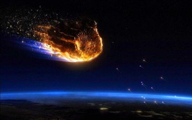 Камери зафільмували феєрверк родом із космосу