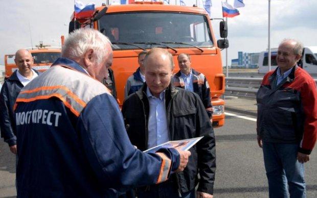 Главное за ночь: черный список должников и убийство человека Путина