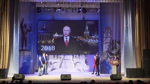 Путіну не щастить з коміками, російські гумористи пішли по стопах Зеленського та втерли носа президенту
