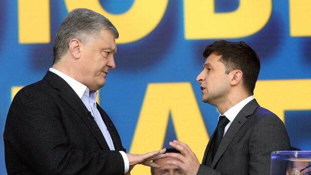 Порошенко vs Зеленский: стало известно, кому не доверяют украинцы