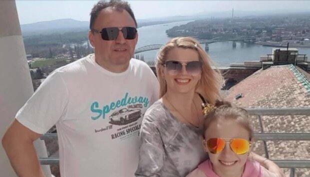 Семья Аттилы и Виктории Лях, фото: Ирина Гуцол / Фейсбук