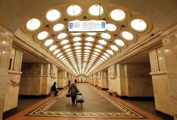 Метро в Москве