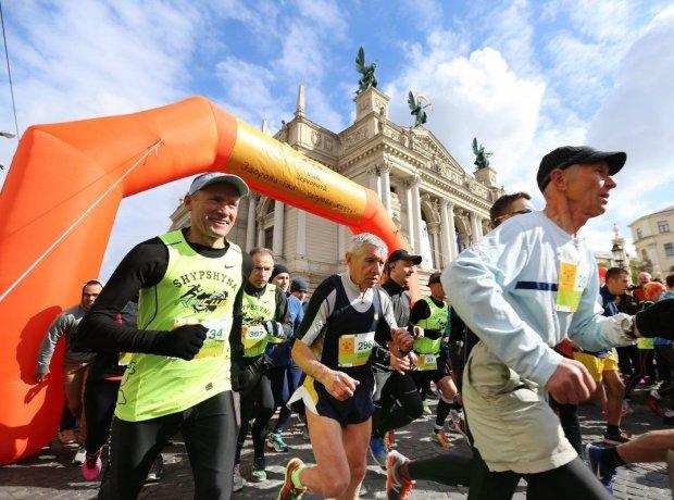 Львівський марафон залучив божевільну кількість бігунів з усієї України та з-за кордону: як проходив