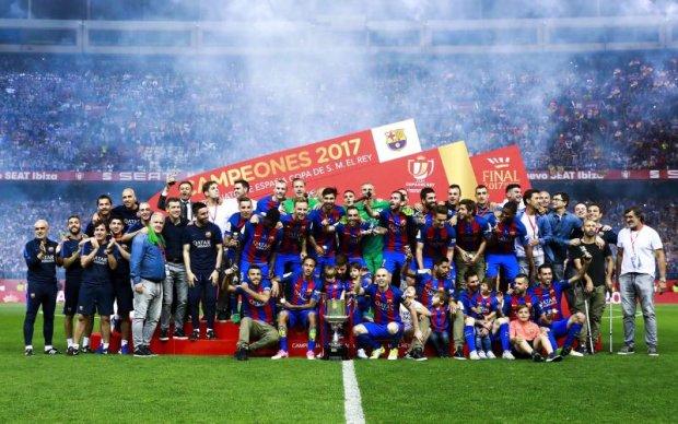 Стала відома вартість контрактів гравців Барселони