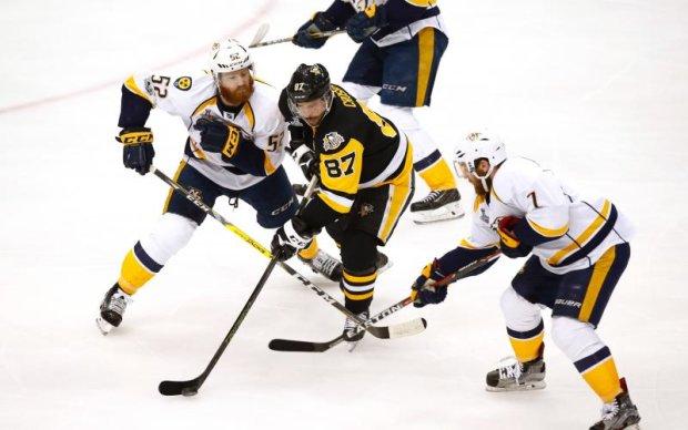 НХЛ: Піттсбург познущався над Нешвіллом в п'ятому матчі фіналу Кубку Стенлі