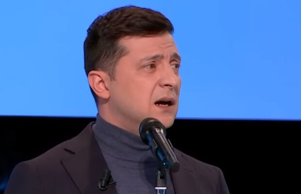 Владимир Зеленский, фото Youtube
