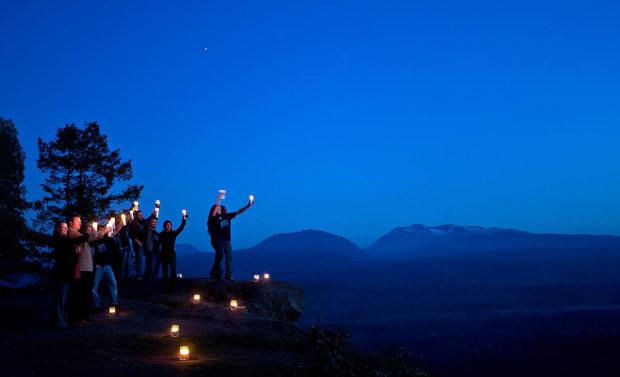 Час Земли: весь мир поглотит абсолютный мрак