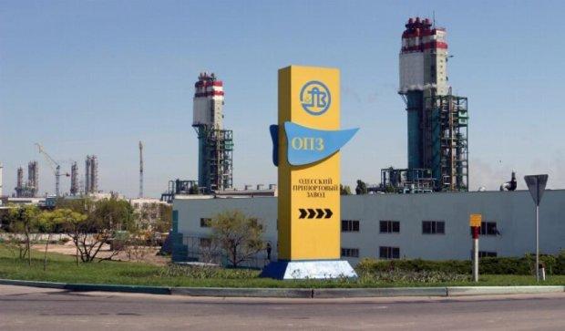 Росіян не допускають до приватизації Одеського припортового заводу