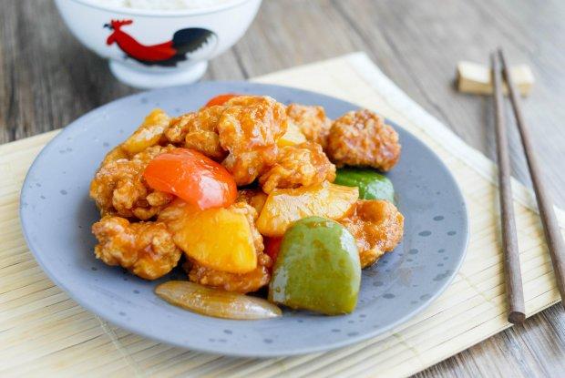 Курка в кисло-солодкому соусі: рецепт, який кожному припаде до смаку