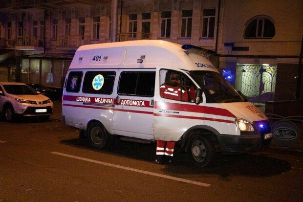Скорая помощь, фото: Вечерний Киев